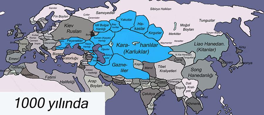 1000 Yılında Türkler - www.turkosfer.com