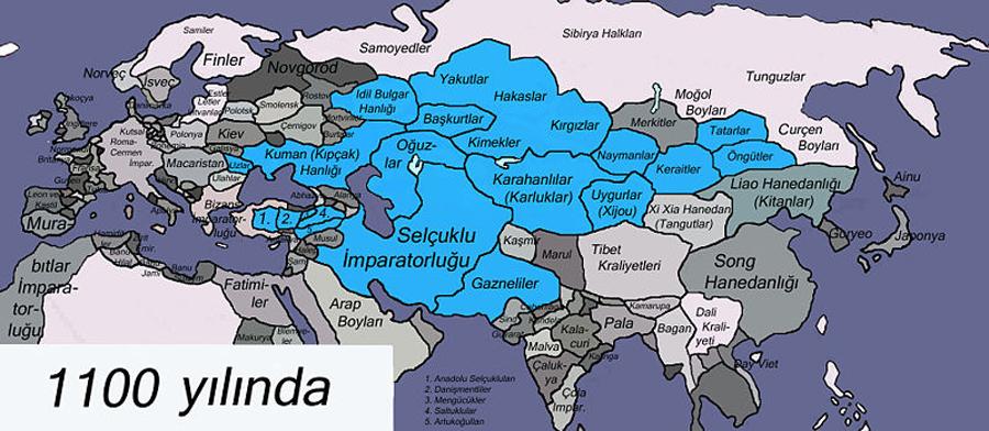 1100 Yılında Türkler - www.turkosfer.com