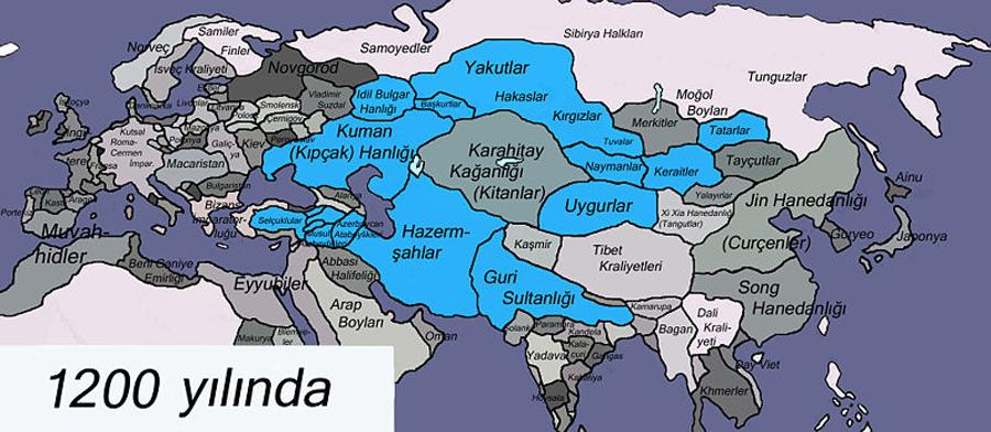 1200 Yılında Türkler - www.turkosfer.com