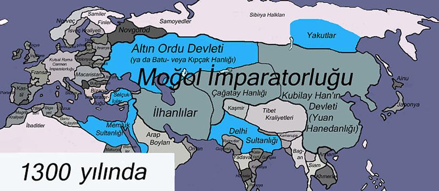 1300 Yılında Türkler - www.turkosfer.com