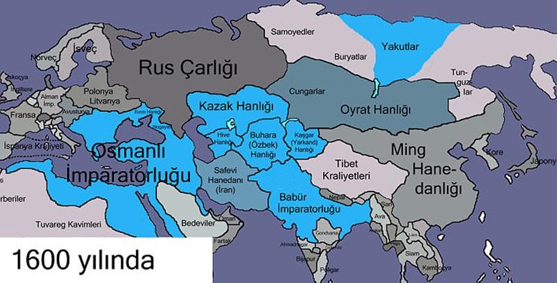 1600 Yılında Türkler - www.turkosfer.com