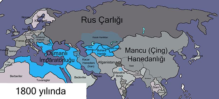 1800 Yılında Türkler - www.turkosfer.com