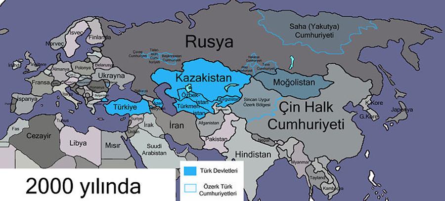 2000 Yılında Türkler - www.turkosfer.com