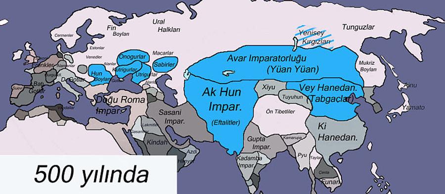 500 Yılında Türkler - www.turkosfer.com