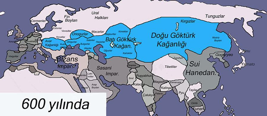 600 Yılında Türkler - www.turkosfer.com