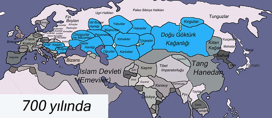 700 Yılında Türkler - www.turkosfer.com