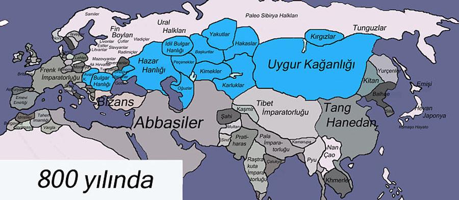 800 Yılında Türkler - www.turkosfer.com