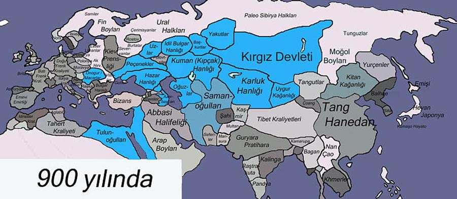 900 Yılında Türkler - www.turkosfer.com