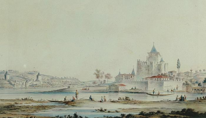 Anadolu ve Rumeli Hisarları - www.turkosfer.com