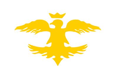 Avrupa Hun İmparatorluğu Bayrağı - www.turkosfer.com