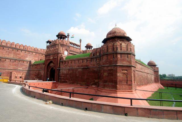 Delhi Kalesi - www.turkosfer.com