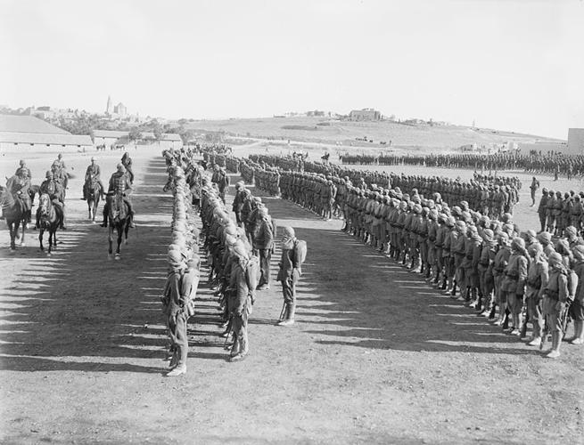 Orta Doğu Osmanlı Ordusu - www.turkosfer.com