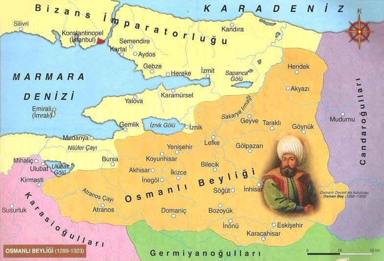 Osmanlı Beyliği - www.turkosfer.com