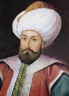 Sultan I.Murad (Hüdâvendigar) - www.turkosfer.com