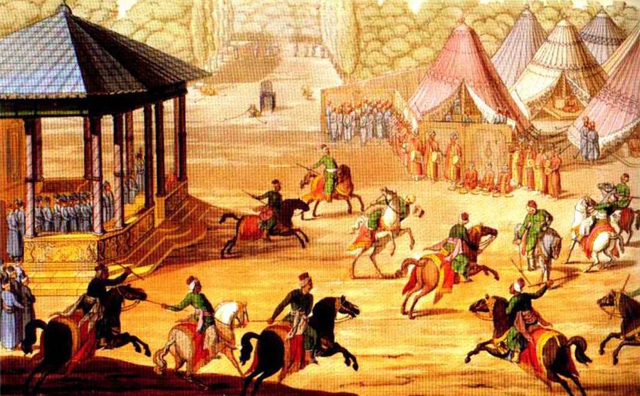 Cirit Oyunu - www.turkosfer.com