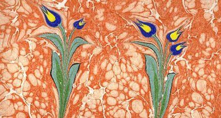 Türklerde Ebru Sanatı - www.turkosfer.com