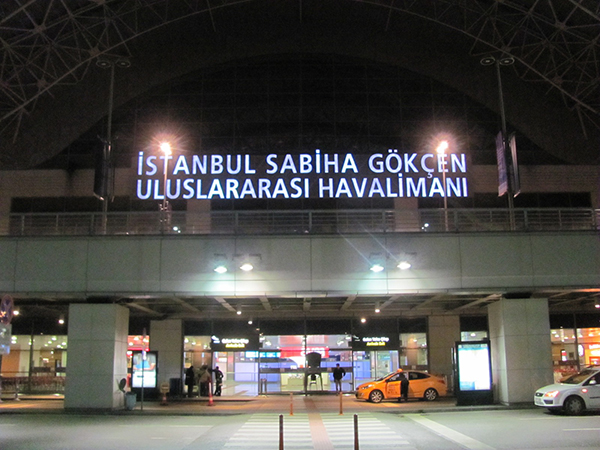 İstanbul Sabiha Gökçen Uluslararası Havalimanı - www.turkosfer.com