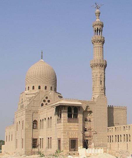 Kahire'deki Baybars Câmi - www.turkosfer.com