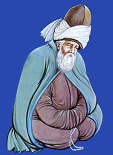 Mevlâna Celaleddin Rumi - www.turkosfer.com
