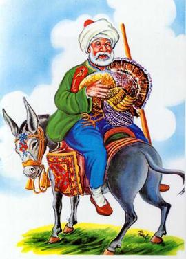 Nasreddin Hoca - www.turkosfer.com