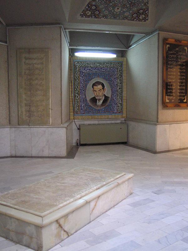 Şehriyar'ın Kabri - www.turkosfer.com
