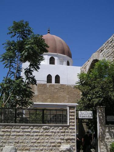 Selahaddin Eyyubi'nin Şam'daki Kabri - www.turkosfer.com