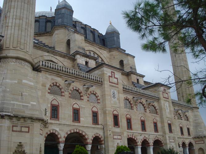Selimiye Camii - www.turkosfer.com