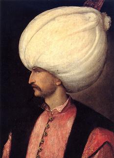 Kanuni Sultan Süleyman - www.turkosfer.com