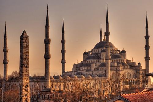 Sultanahmet Câmii - www.turkosfer.com