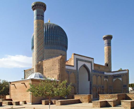 Timur'un Kabri - Gur Emir - www.turkosfer.com