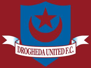 Drogheda United Futbol Kulübü Arması - www.turkosfer.com