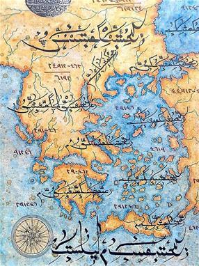 Ege Osmanlı Haritası - www.turkosfer.com