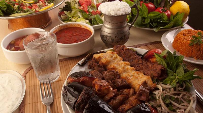 Kebap Sofrası - www.turkosfer.com
