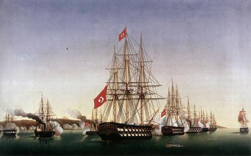Osmanlı Donanması - www.turkosfer.com