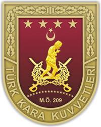 Türk Kara Kuvvetleri Arması - www.turkosfer.com
