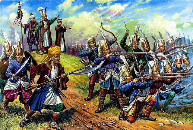 Yeniçeriler - www.turkosfer.com