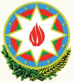 Azerbaycan Resmi Arması - www.turkosfer.com