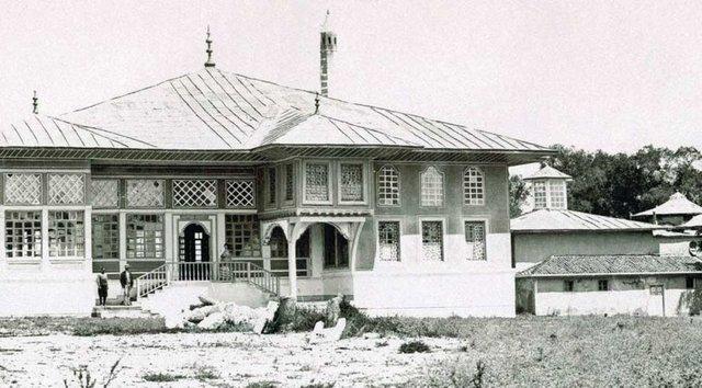 Edirne Kum Kasrı - www.turkosfer.com