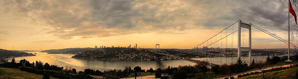 İstanbul Panoraması - www.turkosfer.com