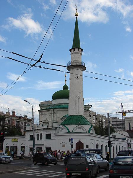 Kazan'da Sultan Câmi