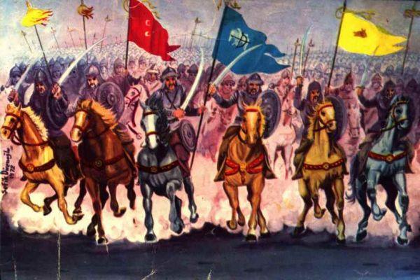 Malazgirt Meydan  Savaşı - www.turkosfer.com