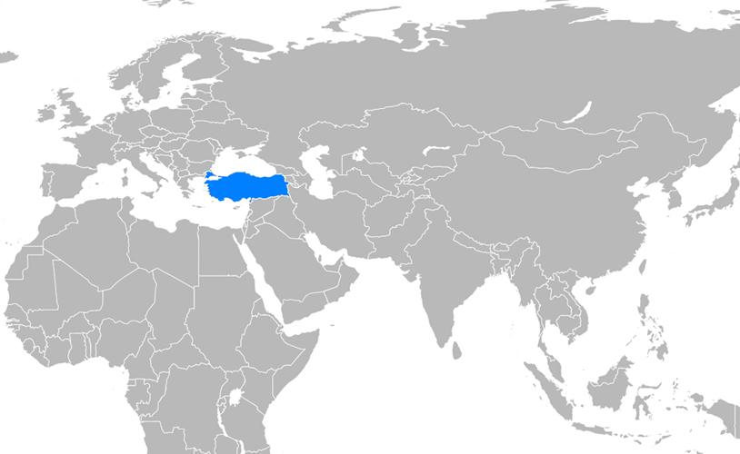 Türkiye Haritası - www.turkosfer.com