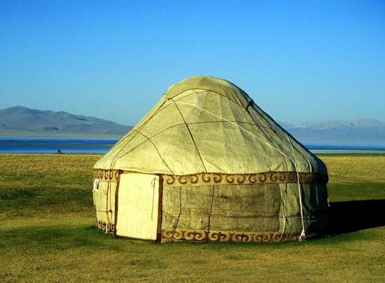 Yurt Çadırı - www.turkosfer.com